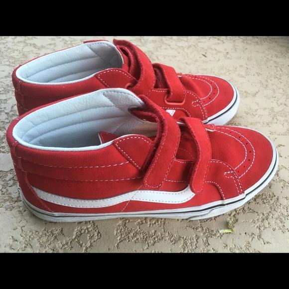 2be436644ef812 Vans Shoes - Kids Vans SK8-Mid Reissue V
